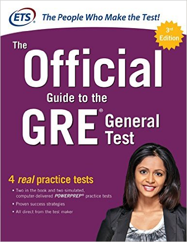 Best Book for GRE