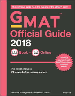 Best book for GMAT