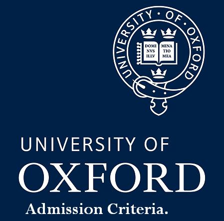 Oxford University Admission