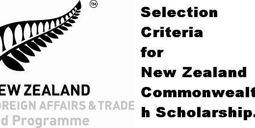 Scholarships NZ