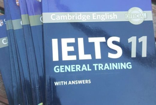 Best Book for IELTS General Training