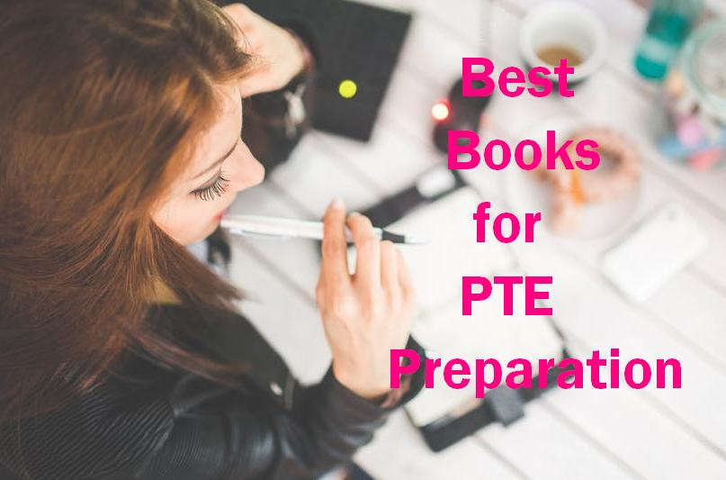Best books for PTE Preparation