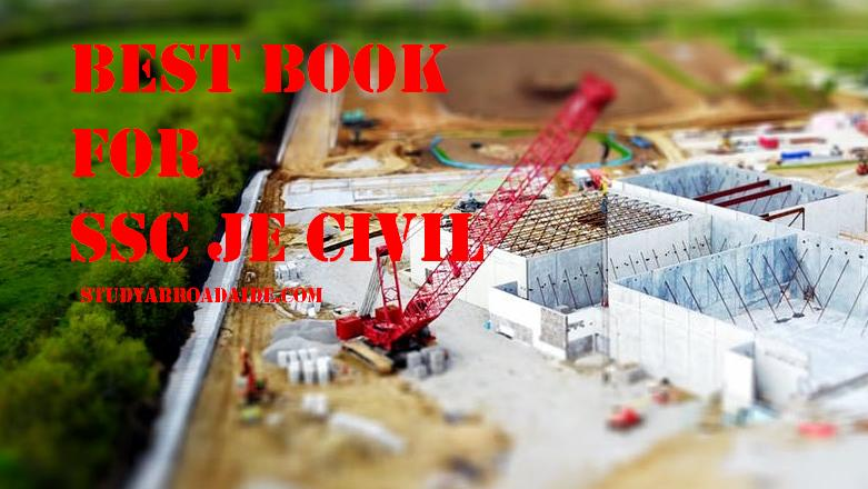 Best book for SSC JE Civil