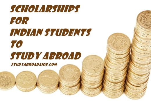 Scholarships for Indian students to study abroad after 12th