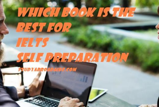 Which book is the best for IELTS self preparation