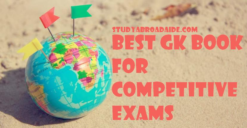 Best GK book for Competitive Exams