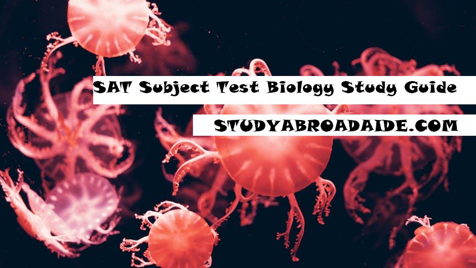 SAT Subject Test Biology Study Guide | Cracking the SAT Biology