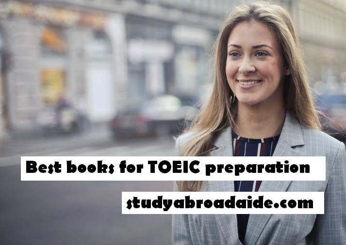 Best books for TOEIC preparation