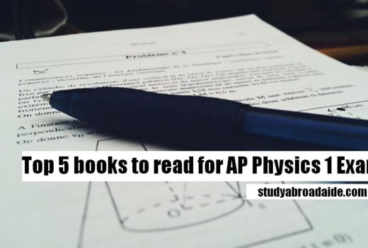 Top 5 books to read for AP Physics 1:Algebra-Based Exam