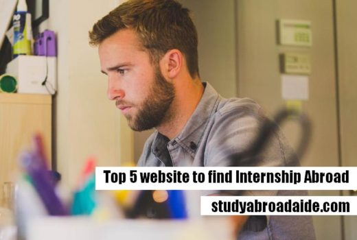 Top 5 website to find Internship Abroad