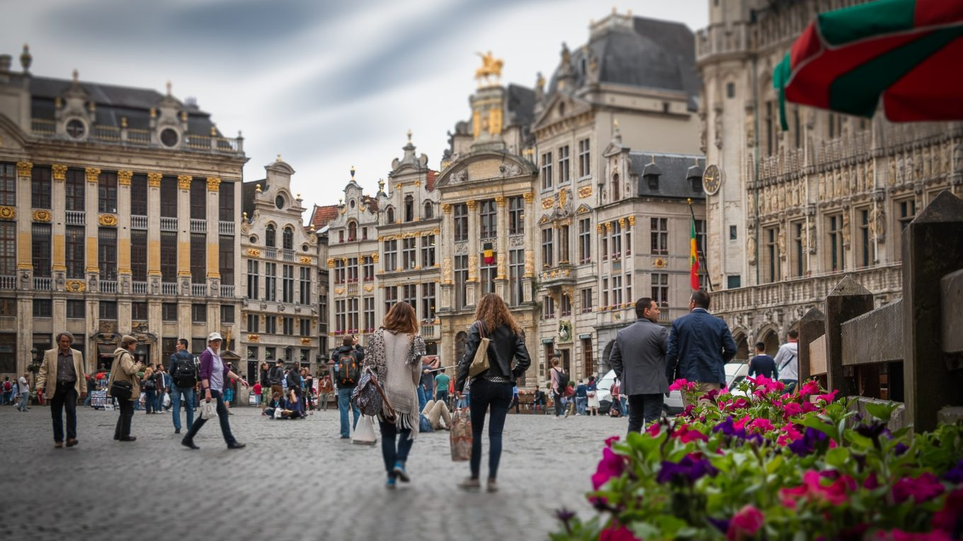 study in Belgium for international students