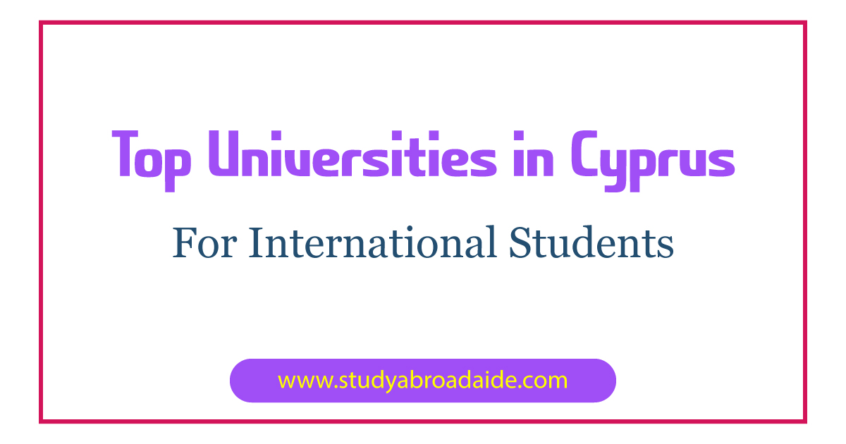 Top Universities in Cyprus for International Students